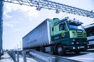 Грузооборот автомобильного транспорта снова растет обычными темпами
