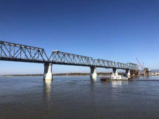 Железнодорожный мост между ЕАО и Китаем откроют в 2022 году